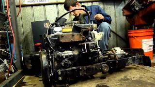 getlinkyoutube.com-18Hp 3 Cylinder Yanmar Diesel Start Up