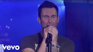 Maroon 5 - Moves Like Jagger (Live on Letterman)