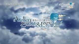 getlinkyoutube.com-エスカ&ロジーのアトリエ Plus ~黄昏の空の錬金術士~ プロモーションビデオ