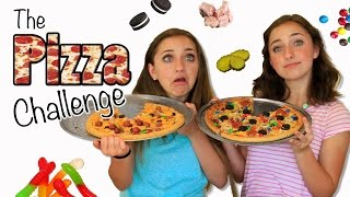 getlinkyoutube.com-The Pizza Challenge | Brooklyn and Bailey