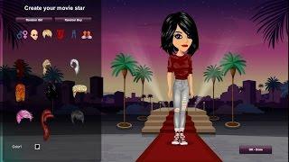 getlinkyoutube.com-How to make a new user look pretty on MSP - Girl