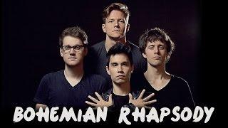 getlinkyoutube.com-Bohemian Rhapsody - QUEEN - Alex Goot, Sam Tsui, KHS, Tyler Ward, Madilyn Bailey, Live Like Us COVER