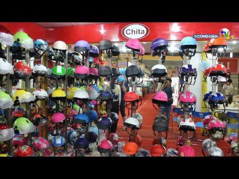 Hội chợ mua sắm tết tràn ngập hàng nhái