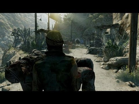 E3 - GameSpot Stage Shows - Splinter Cell: Blacklist - E3 2012 Demo