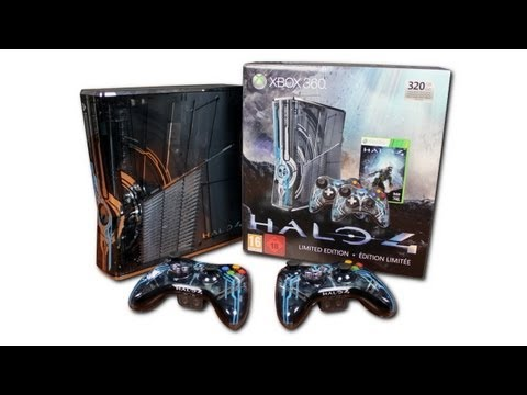 Uffruppe #71 - Unboxing Xbox 360 Halo 4 Limited Edition