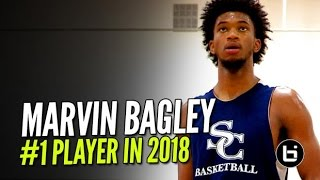 getlinkyoutube.com-Top Junior Marvin Bagley EASY Work at Alemany Fall Showcase at Sports Academy