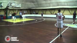 getlinkyoutube.com-Basket Coach: Un allenamento con... Massimo Riga