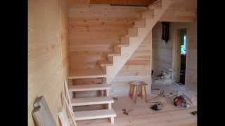 getlinkyoutube.com-1 этаж и лестница