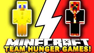 getlinkyoutube.com-Minecraft TAP IN & OUT CHALLENGE! #1 (Hunger Games) w/ Preston & Choco