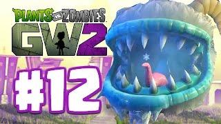 getlinkyoutube.com-FROZEN CHOMPER | Plants Vs Zombies Garden Warfare 2 | Garden Warfare 2 BETA Part 12