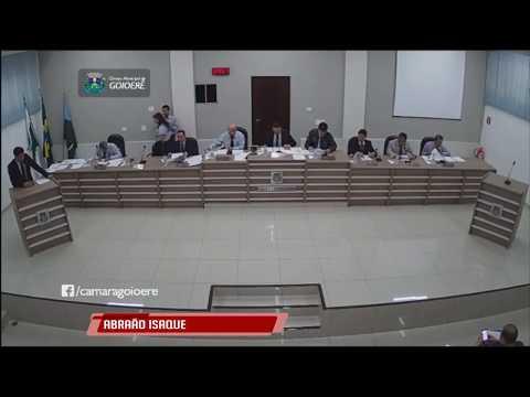 Vereador Abraão na Câmara Municipal do dia 22 de maio de 2017 - Cidade Portal