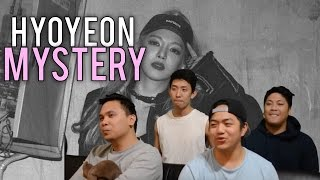 getlinkyoutube.com-HYOYEON | MYSTERY MV Reaction