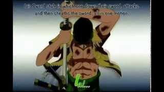 getlinkyoutube.com-Tổng hợp các kỹ năng của Zoro - One Piece