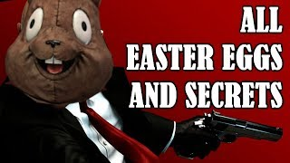 getlinkyoutube.com-Hitman Absolution All Easter Eggs And Secrets HD