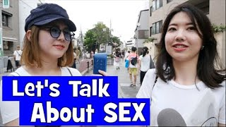 Do Japanese Women Talk About Sex? (Interview)