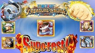 getlinkyoutube.com-One Piece treasure cruise /// Supernova sugo fest/// MAI 2015 /// 275 GEMS