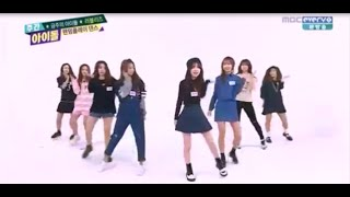 getlinkyoutube.com-[Eng Sub] 151007 Lovelyz (러블리즈) Random Play Dance Weekly Idol Ep 219