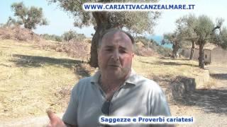 Proverbio Cariatese/Calabrese di Giovanni Crescente - LA TENTAZIONE ED I SUOI RISCHI