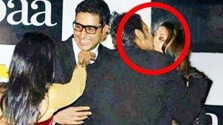 Aishwarya Rai & Ajay Devgan's HOT KISS in Public -- SHOCKING STORY!