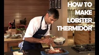 getlinkyoutube.com-How To Make Lobster Thermidor