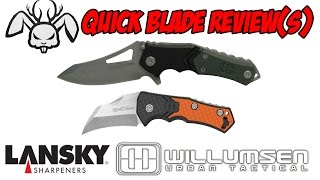 getlinkyoutube.com-Quick Review(s) of Lansky Madrock & Responder