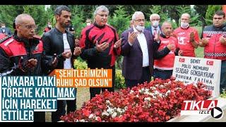 TMF'den, 15 Temmuz Demokrasi ve Milli Birlik Sürüşü