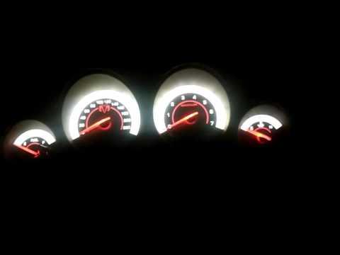 Подсветка панели приборов Додж Магнум