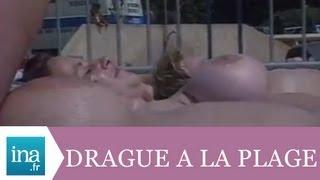 getlinkyoutube.com-L'amour et la drague à la plage - Archive vidéo INA