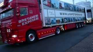 "getlinkyoutube.com-Letzte Tour Bretagne Express  "" Daf XF 105"""
