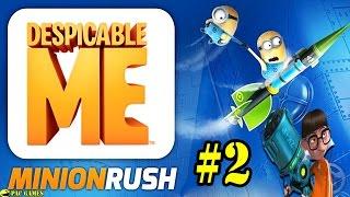 Despicable Me: Minion Rush Jelly Lab Part 2 Vector Battle