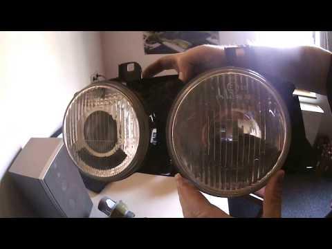 Оптика BOSCH BMW E34