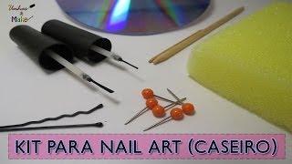 getlinkyoutube.com-Como fazer um kit para nail art caseiro