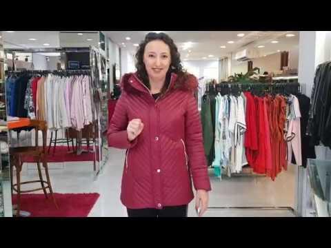 Jaqueta Estofada Alongada Com Capuz Removível Safira Fashion Cor Areia
