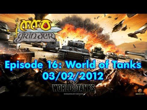 MMO Grinder: World of Tanks (Episode 16)
