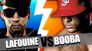Le combat Booba vs La Fouine (Version Mortal Kombat)