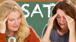 Parents Take The SAT