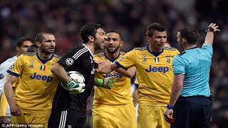 Leonardo Bonucci backs ex-Juventus team-mate Gianluigi Buffon over Real Madrid penalty width=