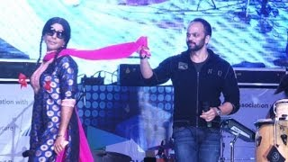 getlinkyoutube.com-Ghutti at Worli Festival And says 'Mad in India' I 2014