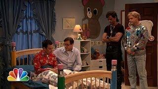 "getlinkyoutube.com-""Full House"" Guys Reunite On Jimmy Fallon (Late Night with Jimmy Fallon)"
