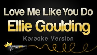 getlinkyoutube.com-Ellie Goulding - Love Me Like You Do (Karaoke Version)