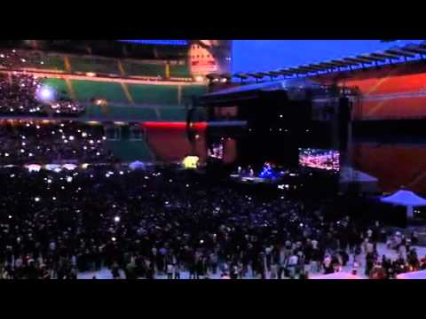 Bruce Springsteen Milano 2012 - Jack of All Trades da brivido!