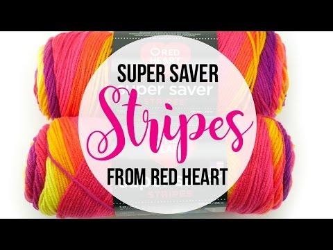 Yarn 101: Super Saver Stripes, Episode 422