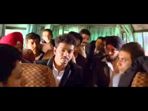 HOLIDAY - Official Trailer HD (Thuppakki remade)