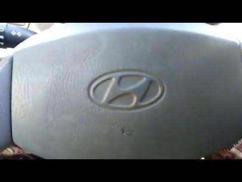 Скрипит руль при вращении МОЕ РЕШЕНИЕ... устраняем проблему за 5 минут... Hyundai Accent
