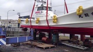 getlinkyoutube.com-新造船の進水映像