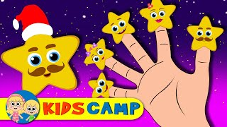 getlinkyoutube.com-Star Finger Family | Finger Family Collection | Nursery Rhymes & Kids Songs by KidsCamp