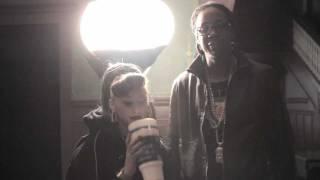 2 Chainz x Kreayshawn - Murder (Making Of)