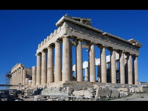 Iktinos and Kallikrates, The Parthenon, 447 - 432 B.C.E.
