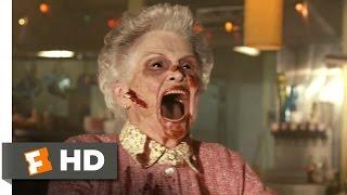 getlinkyoutube.com-Legion (2/10) Movie CLIP - Granny's Got Teeth (2010) HD
