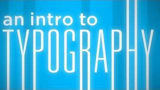 getlinkyoutube.com-An Intro to Typography